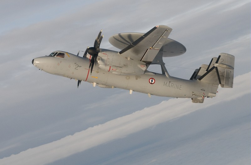 Northrop grumman modernise les hawkeye de la marine nationale op rationnels soutien - Nouveau porte avion americain ...