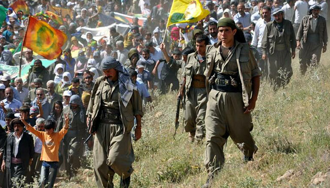 how to directly help the kurds in rakah