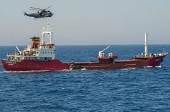 HMCS CHARLOTTETOWN OP REASSURANCE