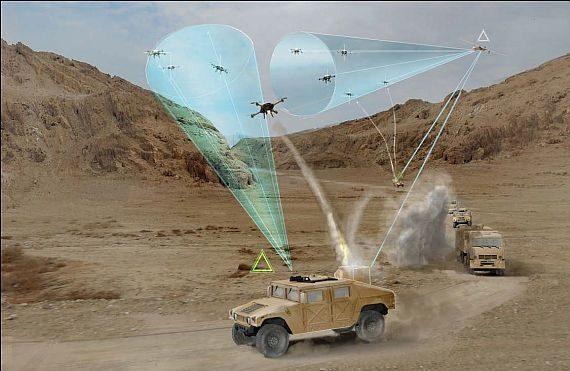 DARPA (via  www.militaryaerospace.com)