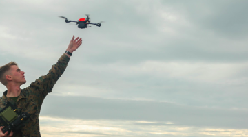 Mini drones in the US military