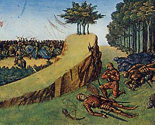 Roland - Théodore de Banville Roncevaux